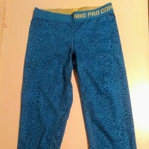 Nike Pants - Women's Nike Pro Dri-fit Pants size X-Small